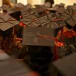 Decorative: Graduation Caps