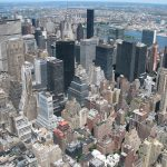 View of Manhattan from Above
