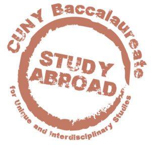 CUNY BA Study Abroad Logo
