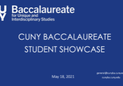 student showcase 2021