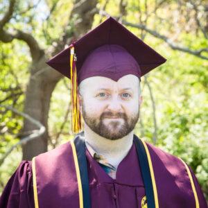Headshot of Kyle Aaron Reese