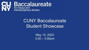 Student Showcase Cover Screen