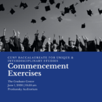 Image of Commencement Invitation